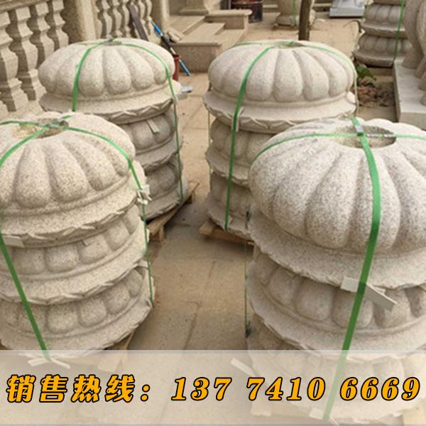 异形石雕花钵